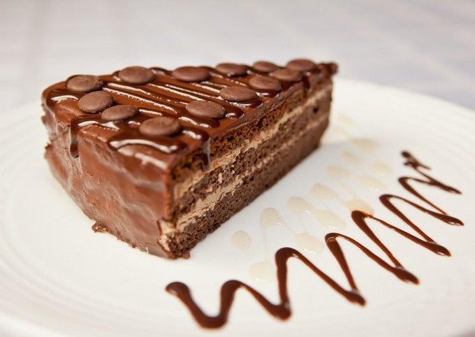 Торт «Прага»: рецепт с фото, как приготовить | Рецепты ...