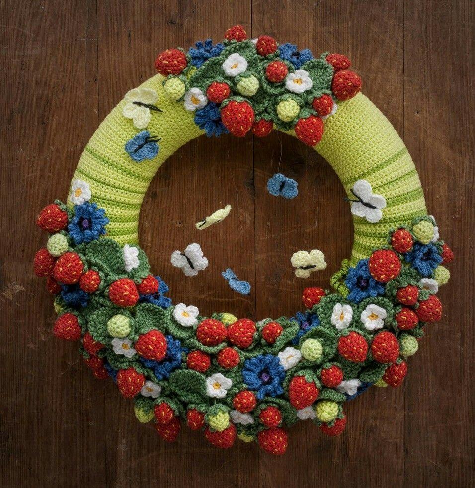 Pin von Melanie Scott auf spring wreaths | Pinterest