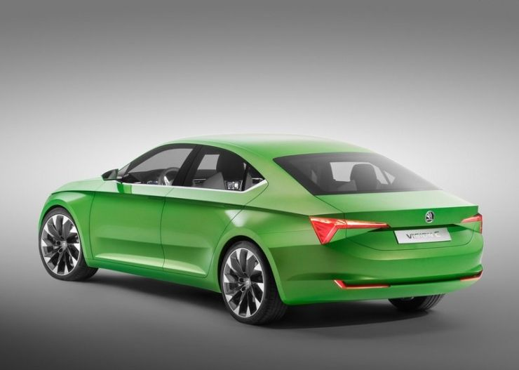 Skoda Recently Launched The Octavia Rs At Rs 24 62 Lakh Ex