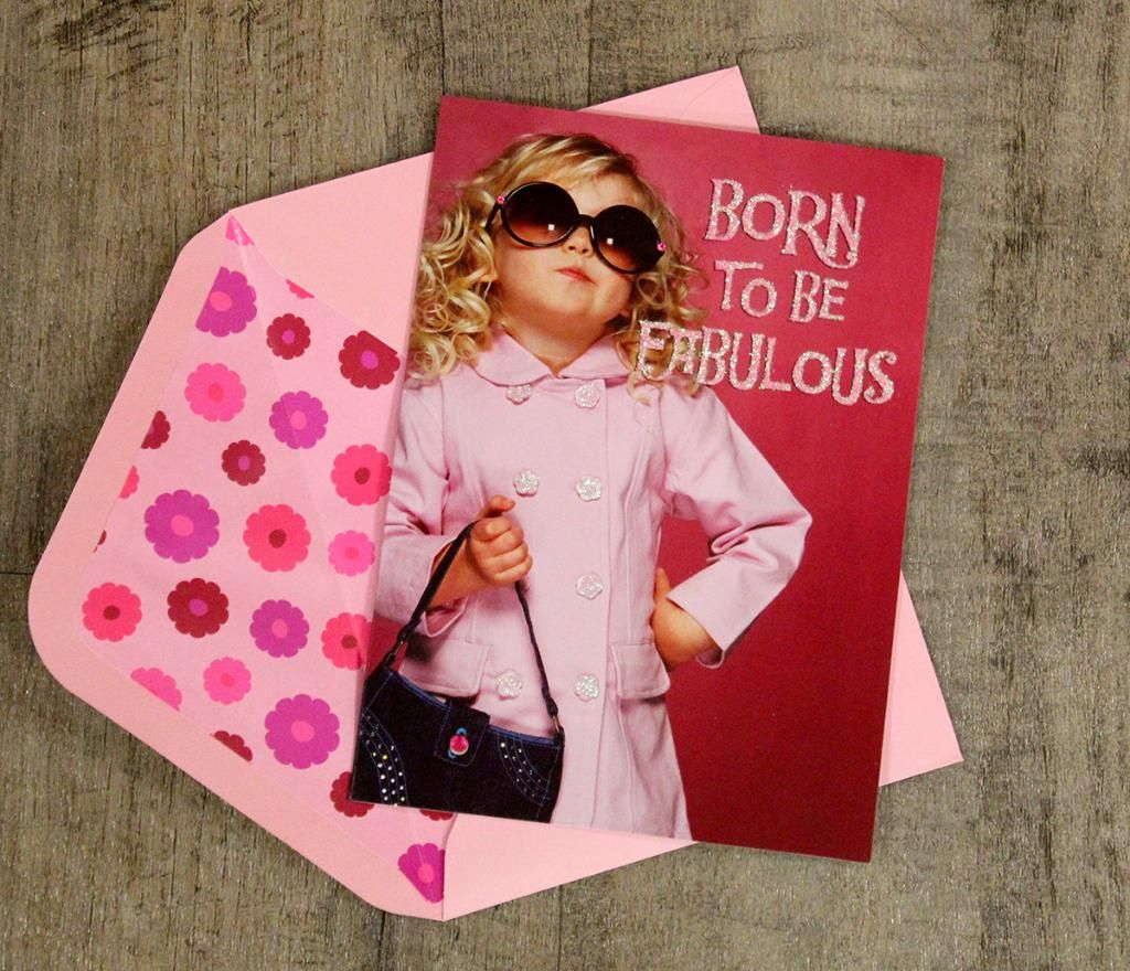 Tag someone who was born to be fabulous!