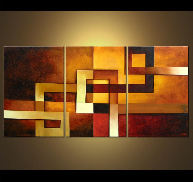 Attirant Geometric Paintings For Sale   Fine Art By Osnat Tzadok More