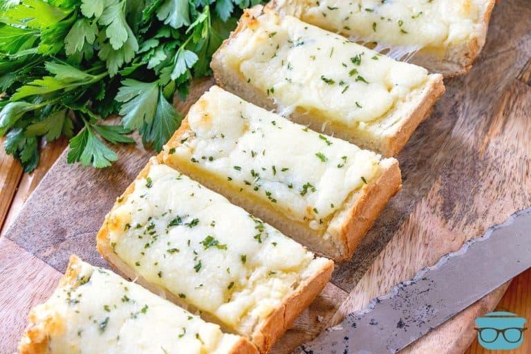 The Best Cheesy Garlic Bread Recipe Cheesy Garlic Bread Garlic Bread Garlic Cheese Bread