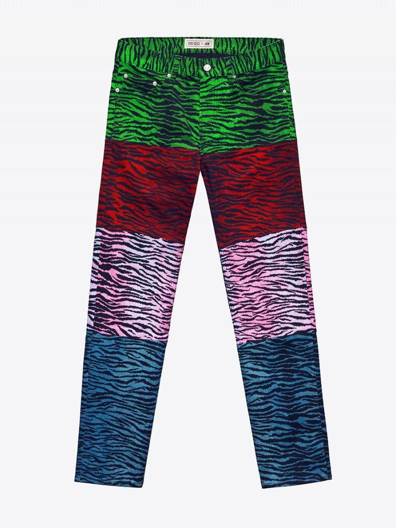 620d01f6 Cotton-blend Jungle Kenzo jumper: $179 - KENZO X H&M: Men's Price ...