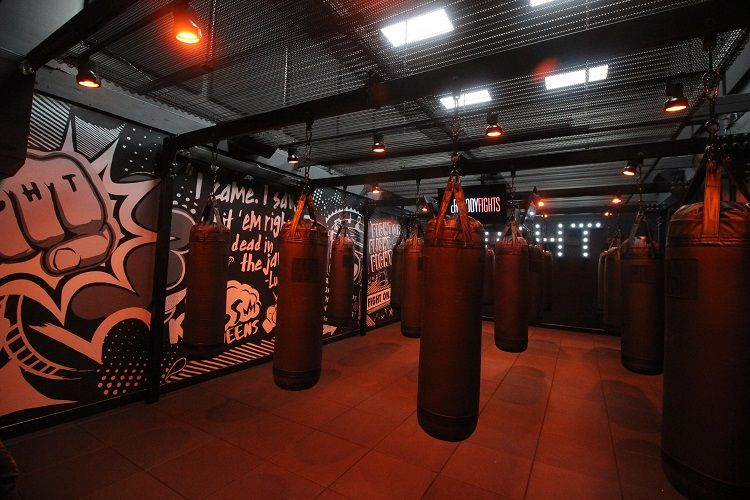Image by EverybodyFights on EBF Build Athletic clubs