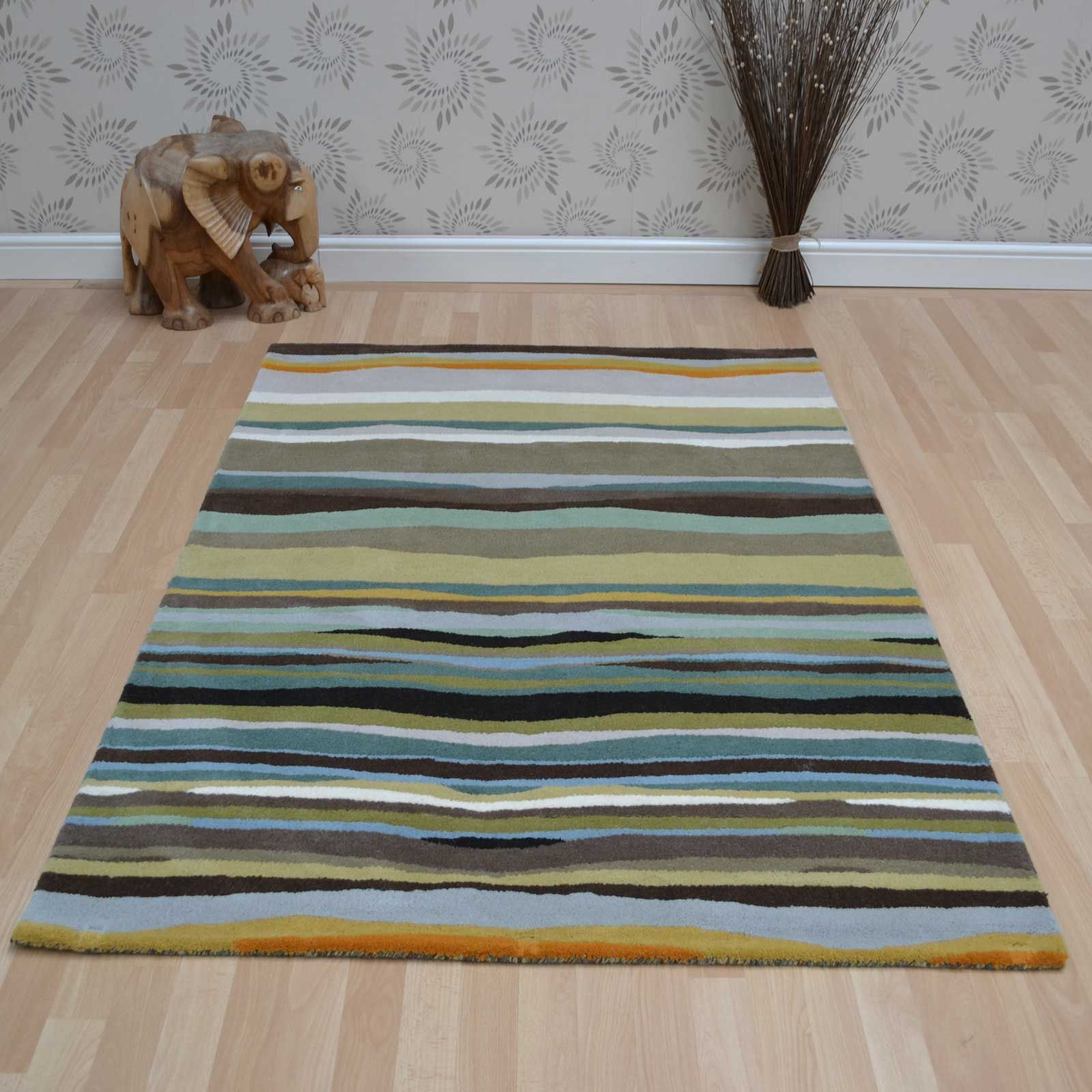 Estella Summer 85207 Wool Rugs By Brink Campman