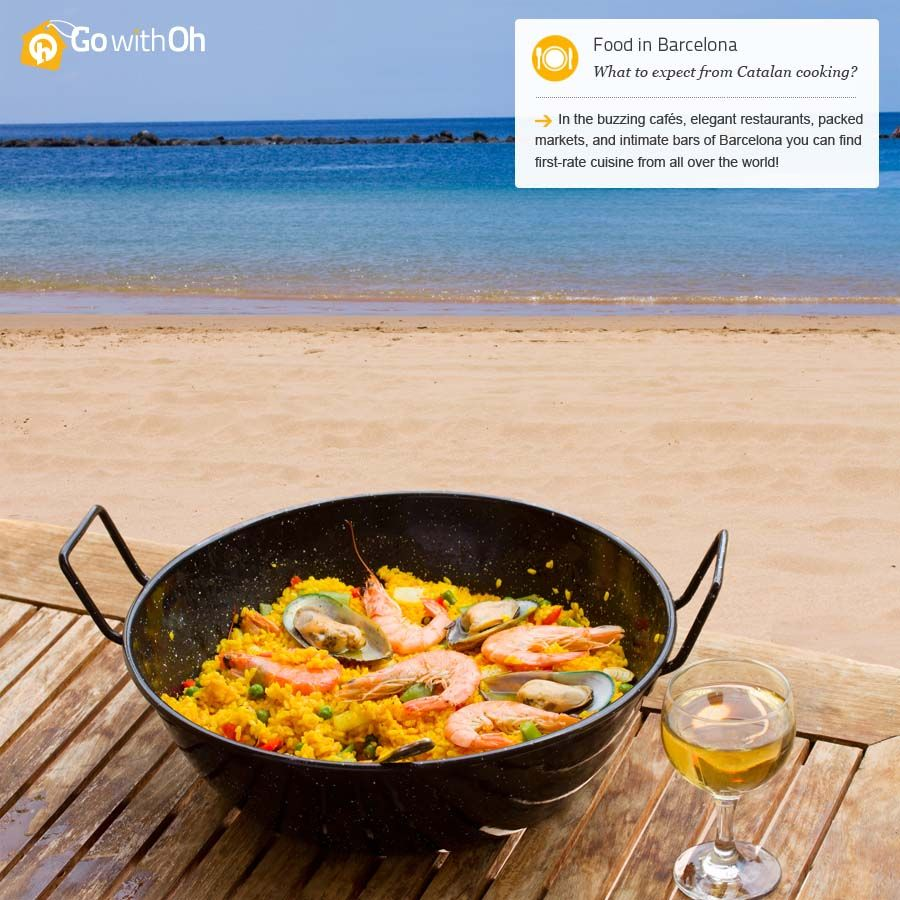 You're sure to enjoy #Barcelona's culinary scene!  Find out why here: www.gwo.is/bcn-food-g #GowithOh