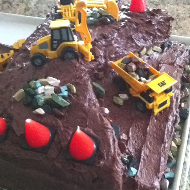 Truck Birthday Cake Ideas