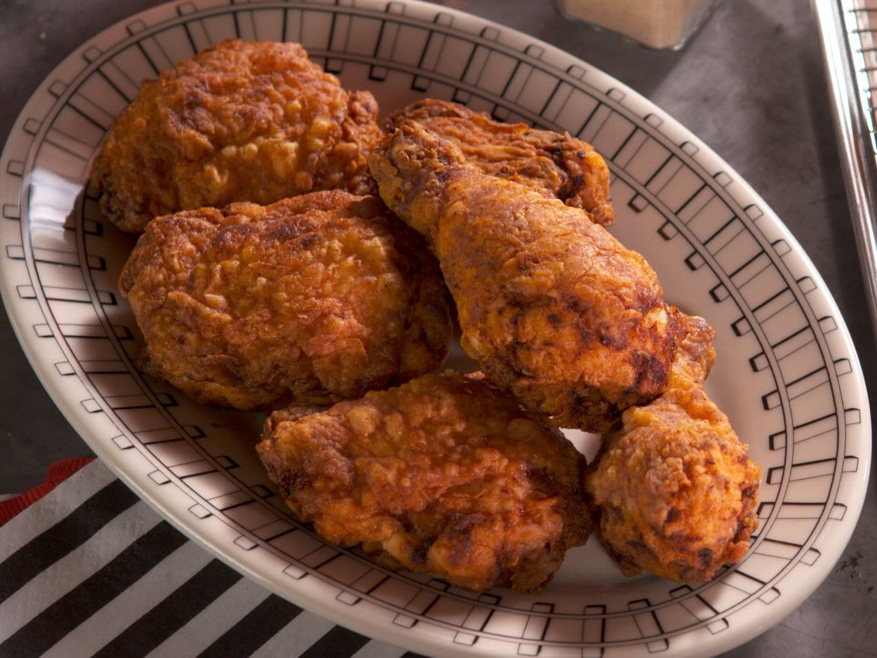 Honey Fried Chicken Honey fried chicken, Food network