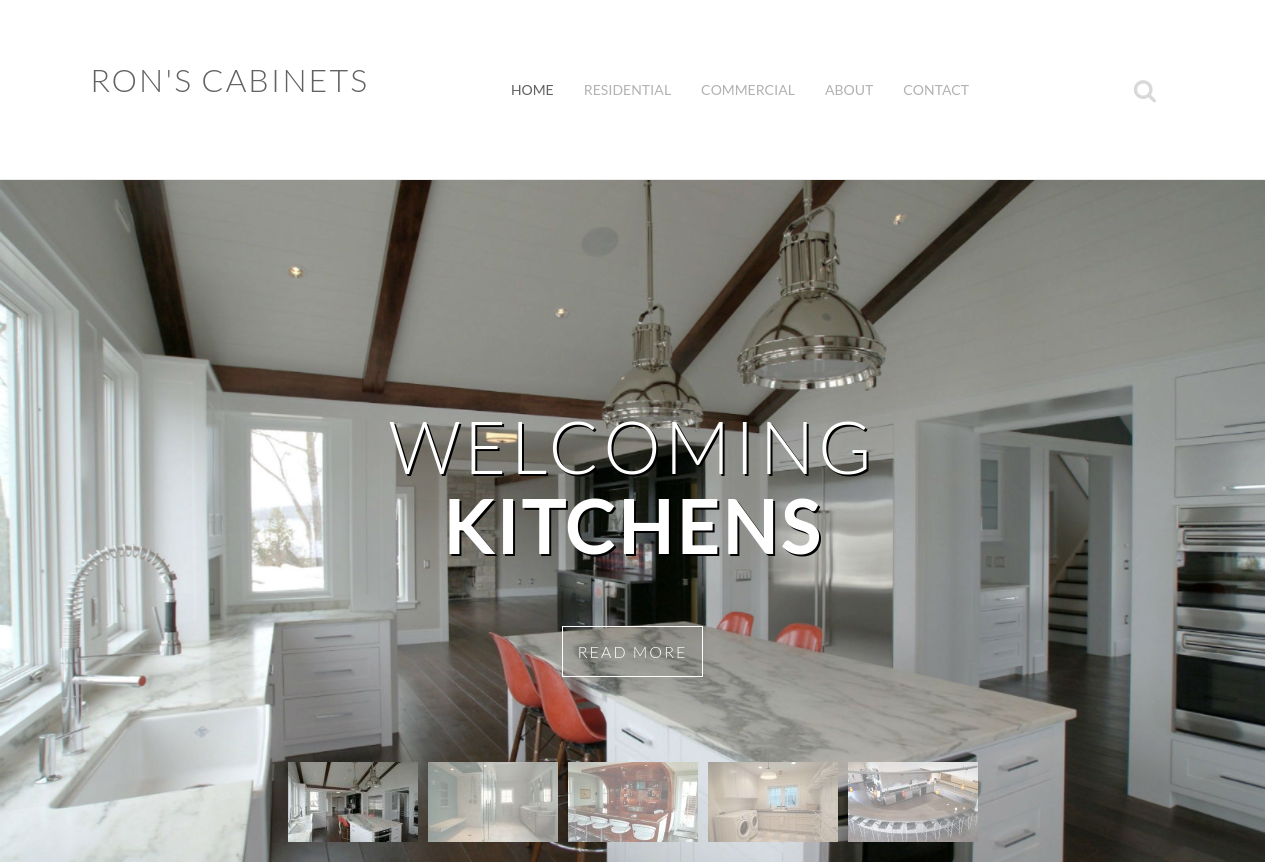 Commercial Residential Custom Cabinets St Cloud Mn Ron S Cabinets Inc Custom Cabinets Web Design Projects Home Decor