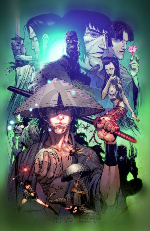 Download Ninja Scroll Full-Movie Free