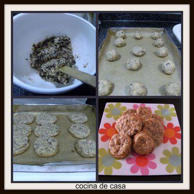 menu-cocinadecasa: OATMEAL CHOCOLATE CHIP COOKIES