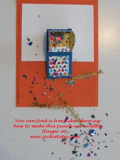 Addicted To Stamping Punch Art Punch Art Cards Card Embellishments