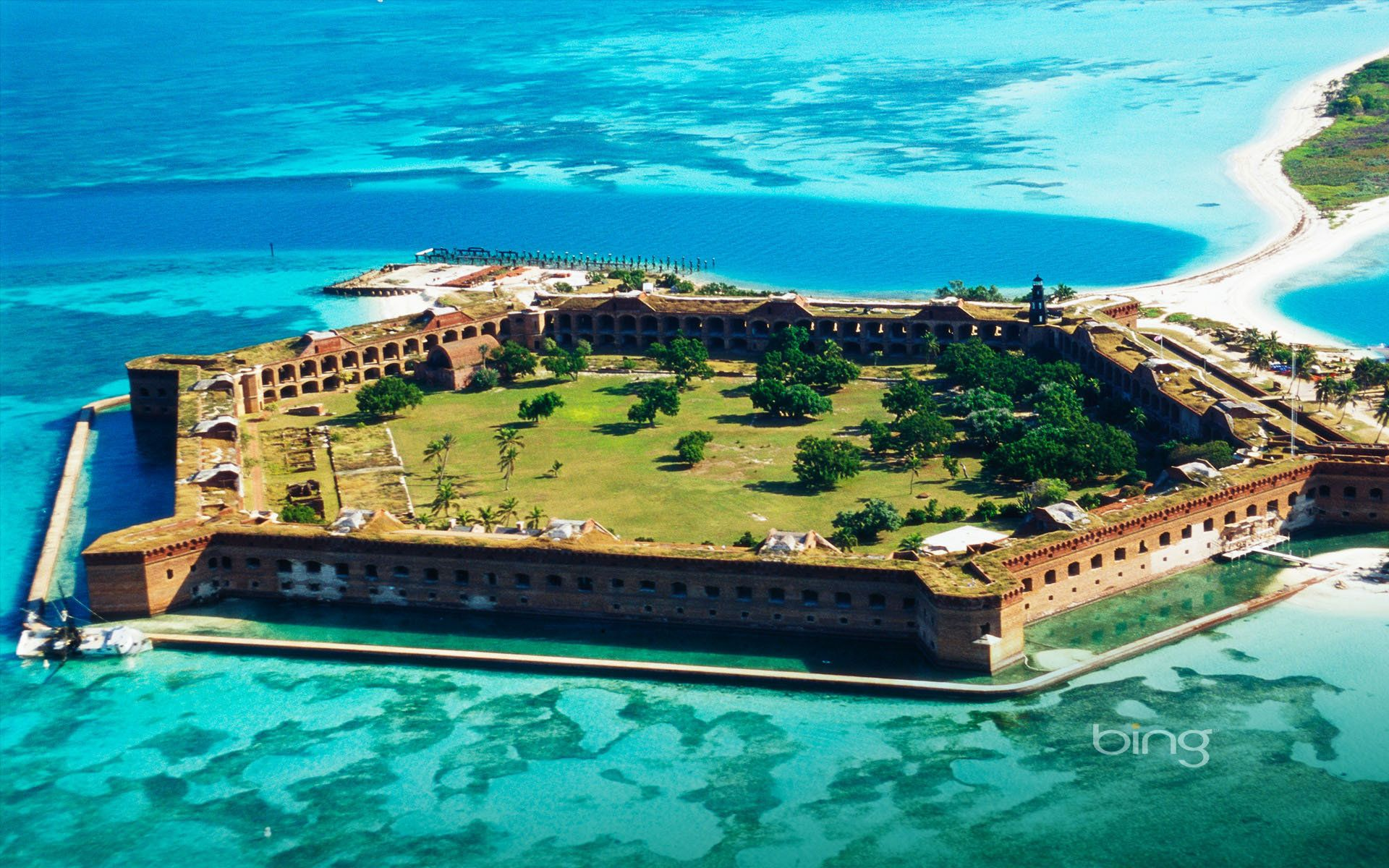 Bing Images As Desktop Background Be The Bing Desktop Wallpaper Free Downloads Will Be The Bing Dry Tortugas National Park National Monuments Favorite Places