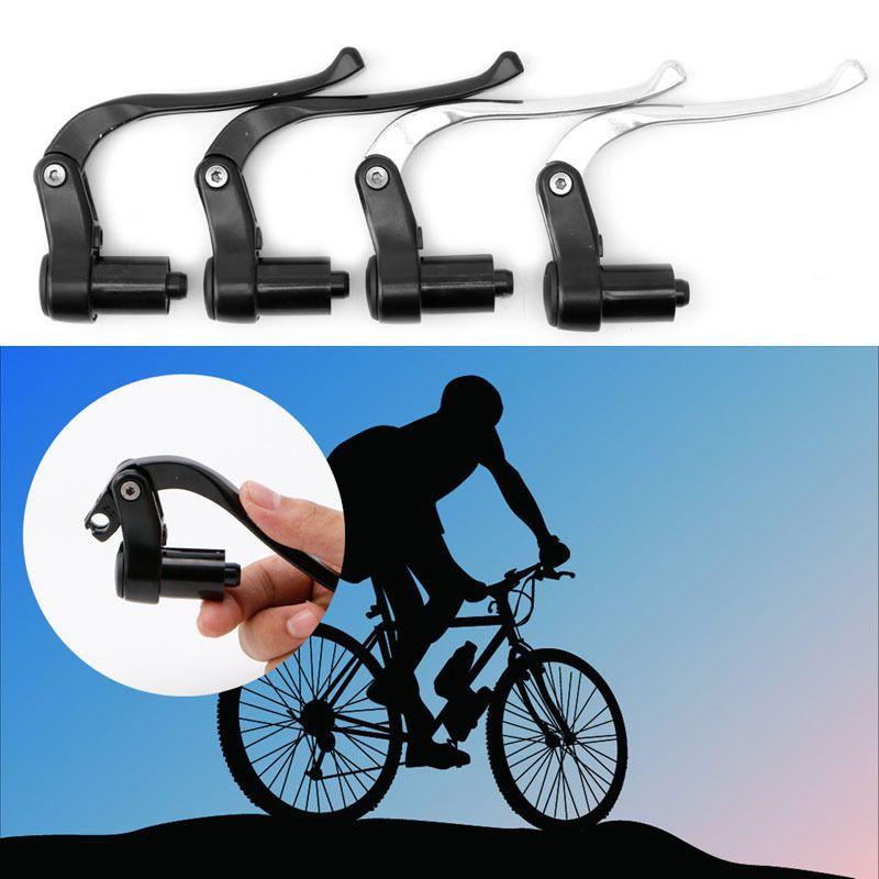 MTB Fixed Gear Road Cycling Brake lever handlebar TT Triathlon Bar End Handle