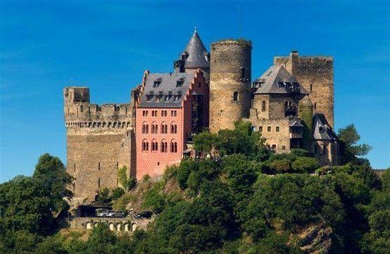 Castle Schoenburg, Germany