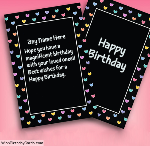 special quote happy birthday cards for friends with name hbd