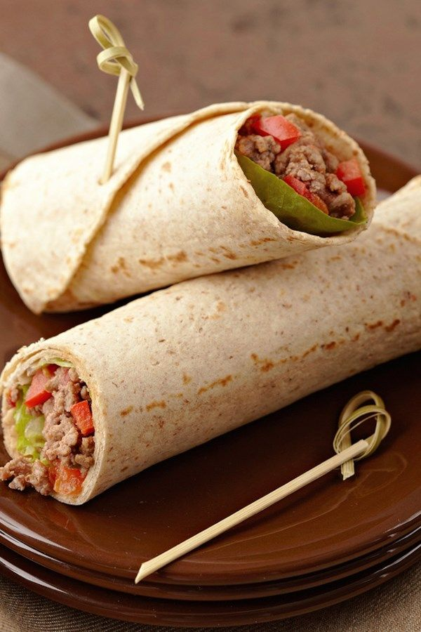 Mexican Roll Ups Recipe Beef Recipes Recipes Diabetic Recipe With Ground Beef