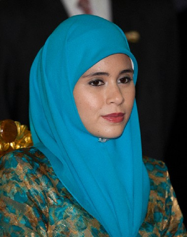 Princess pengiran anak sarah visits the brunei museum in bandar seri begawan during the two day - Princesse sarah 30 ...