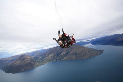 Skydiving With Nzone Queenstown Nz Queenstown Nz Queenstown Skydiving