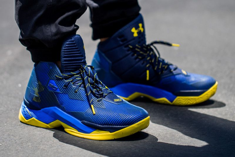 Under Armour Curry 2 5 Dub Nation | Solecollector | Under