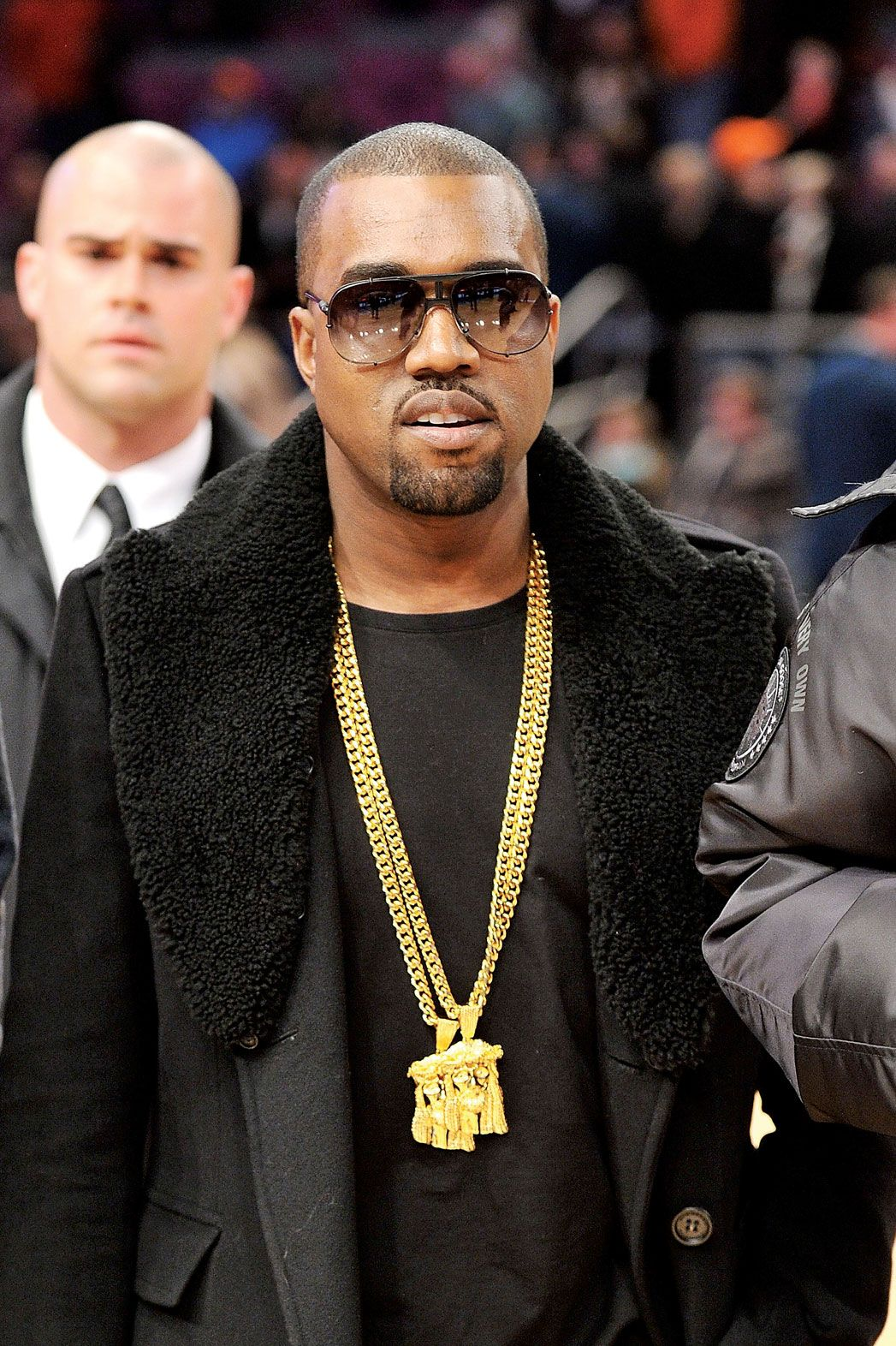 Protect Ya Neck 10 Rappers Who Get Baller Chains Right Kanye West Style Hip Hop Images Kanye West
