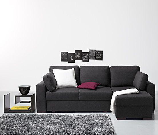 Eck Schlafsofa eck schlafsofa schwarz sofa random stuff
