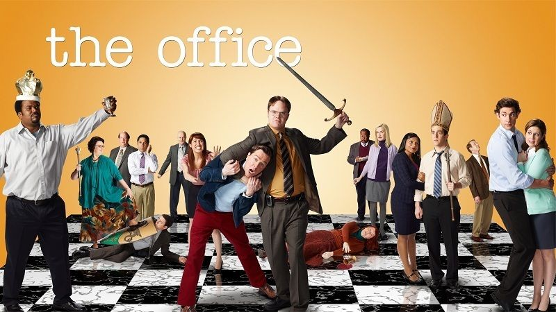 Image result for the office chess poster