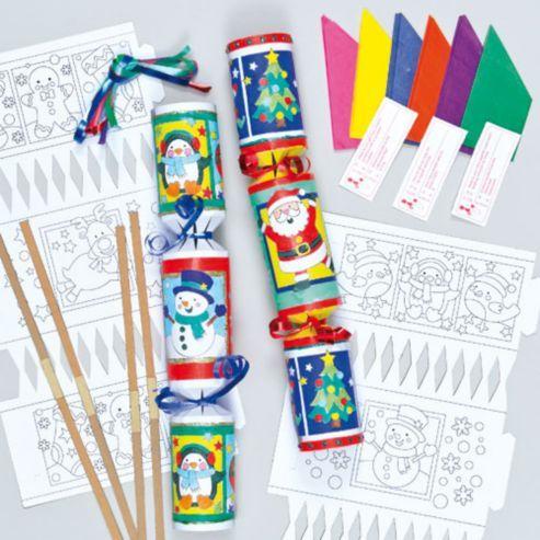 Christmas cracker kits for children to make6 pcs cub scouts christmas cracker kits for children to make6 pcs solutioingenieria Image collections