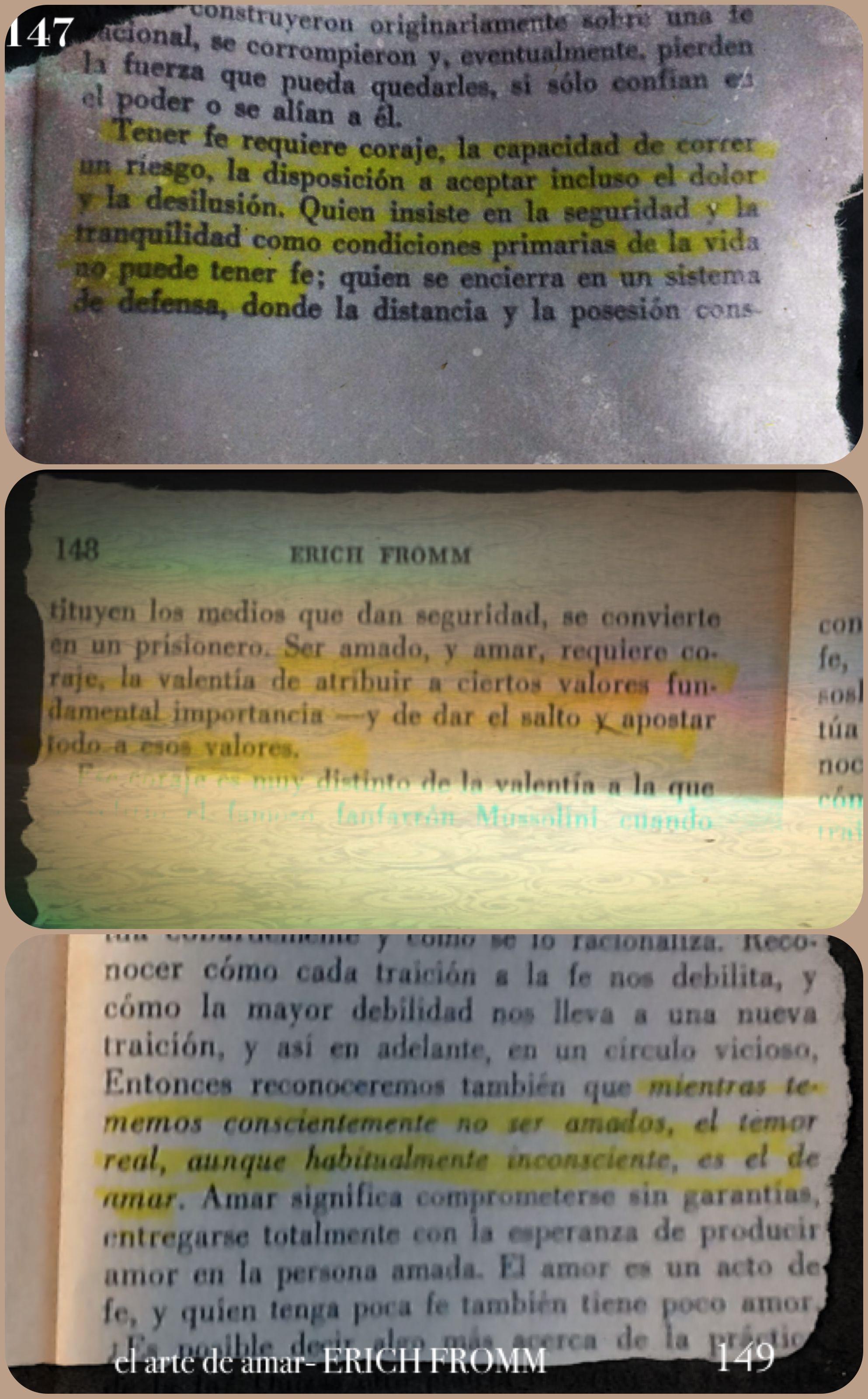 Erich Fromm El Arte De Amar Quotes Books Fromm