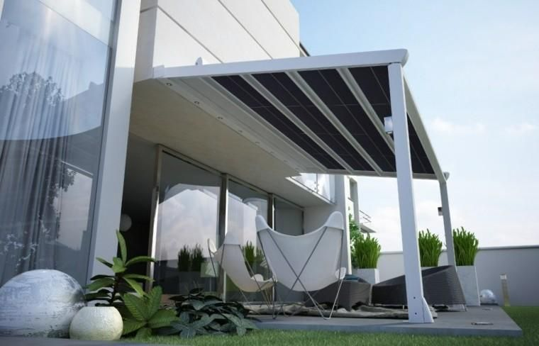 #Gartenterrasse Interessante Ideen Von Pergolen Im Garten Oder Auf Der  Terrasse #decor #garten