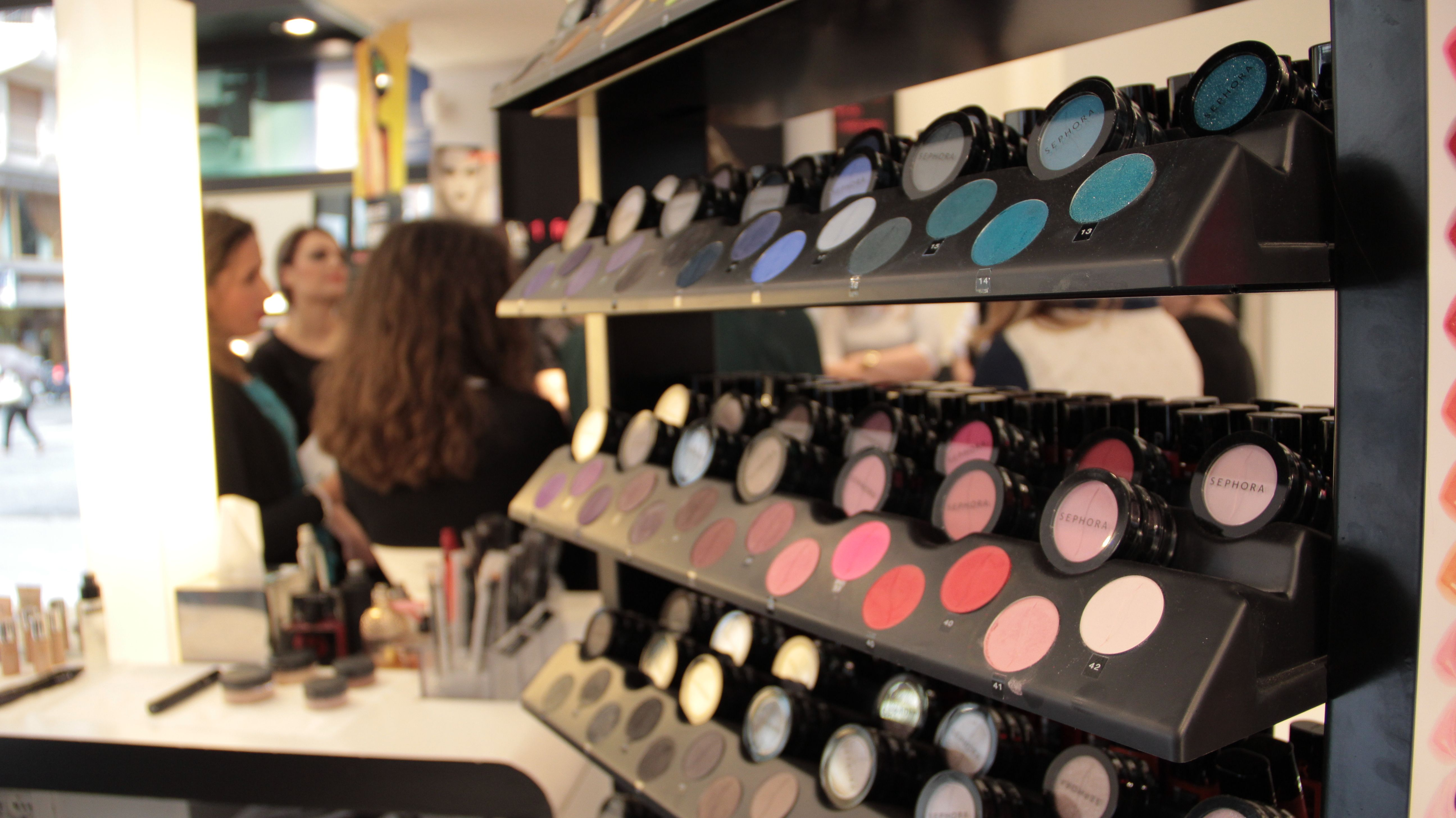 Sephora Beauty Academy a Bari - Workshop Make Up