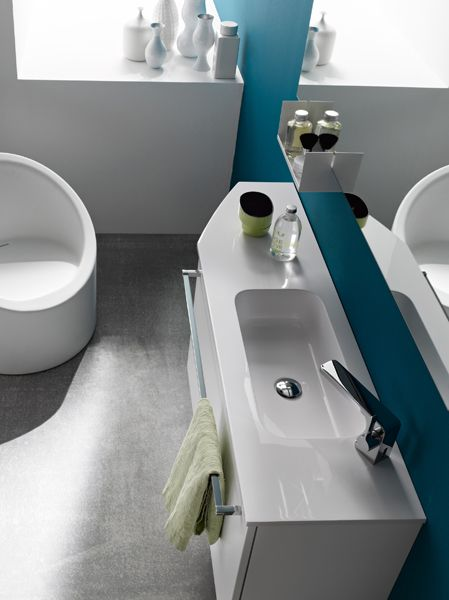 des meubles vasque de petite profondeur idee vasque sdb. Black Bedroom Furniture Sets. Home Design Ideas