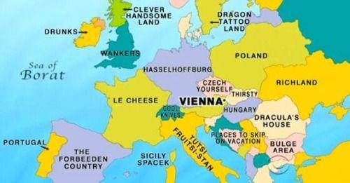 europe according to craig ferguson late late show