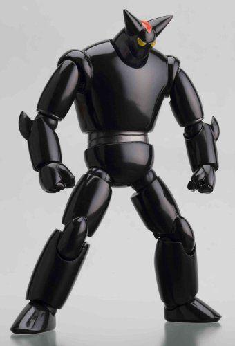 Revoltech Yamaguchi No.44 Tetsujin 28-go BLACK OX Figure from Japan