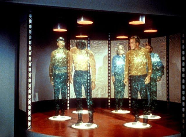 Teletransporte De Um Humano Deverá Demorar Cerca De 5 Peta Anos Fciências Star Trek Jornada Nas Estrelas Realidade
