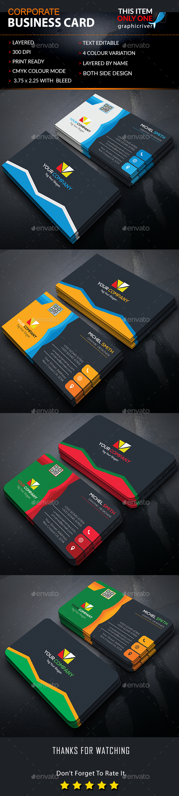 Creative business card design template creative business cards creative business card design template creative business cards design template psd download here reheart Image collections