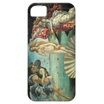 Birth of venus sandro botticelli iphone 5 case spare time renaissance iphone cases from zazzle choose your favourite renaissance design from a variety of custom iphone covers fandeluxe Image collections