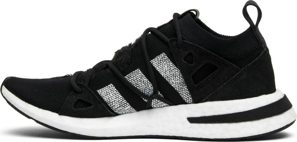 How To Buy Naked x Adidas Arkyn Boost AC7669 CORE BLACK WHITE Shoe ... 99d5e6558e