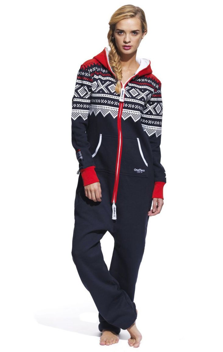 1ba42c746 Marius Onesie Navy/Red/White | Snow Season | Onesies, Cotton ...