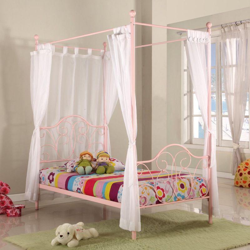 Toddler Canopy Beds Foter Toddler Canopy Bed Kids Room