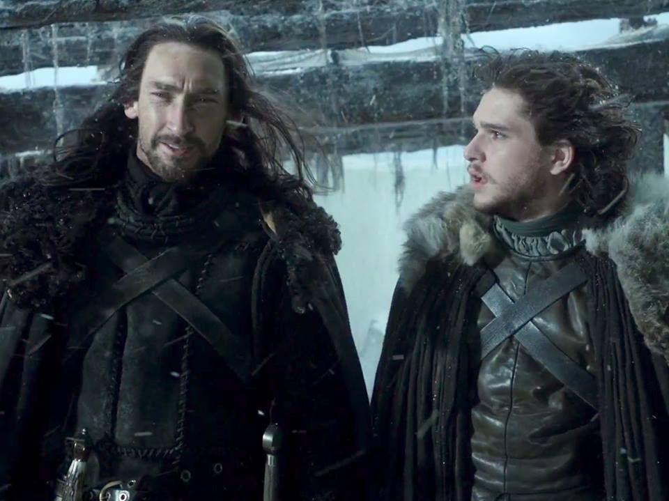 Tio Benjen 01 ª Temporada Stark Family Game Of Throne Actors Lord Snow