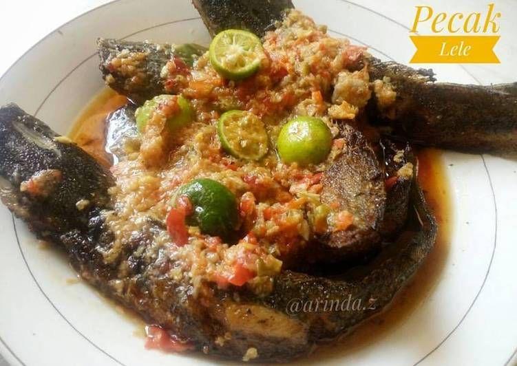 Resep Pecak Lele Oleh Arinda Zikri Resep Resep Makanan Masakan