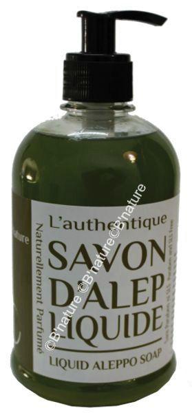 savon d'alep glycerine