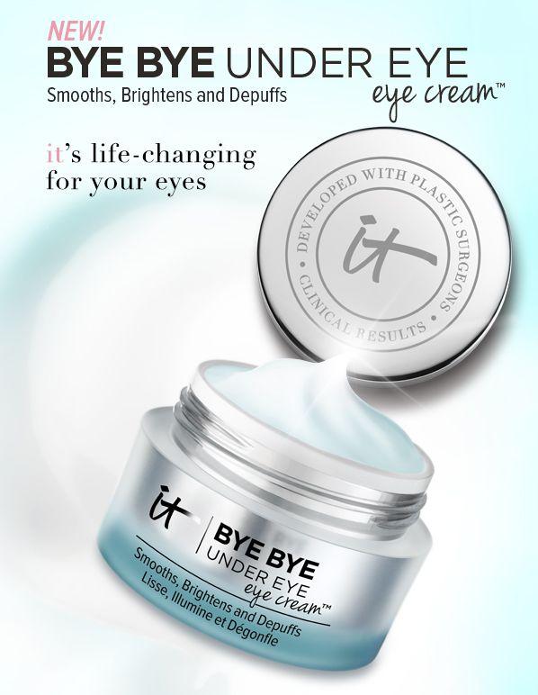 Bye Bye Under Eye Brightening Eye Cream Eye Cream Skin
