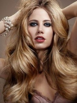 Witch Hairstyles Blownout Witch Hair  Realmly Feelers  Pinterest  Witch Hair And