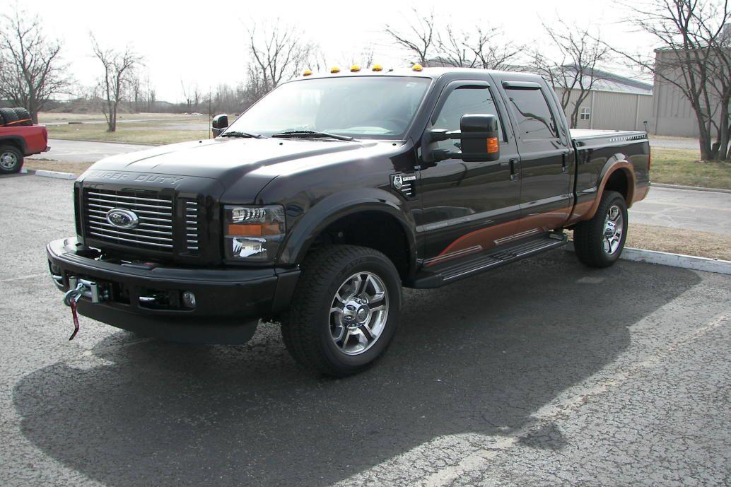Ford liftee trucks