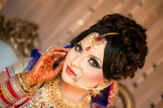 Best Bangladeshi Wedding Hairstyles