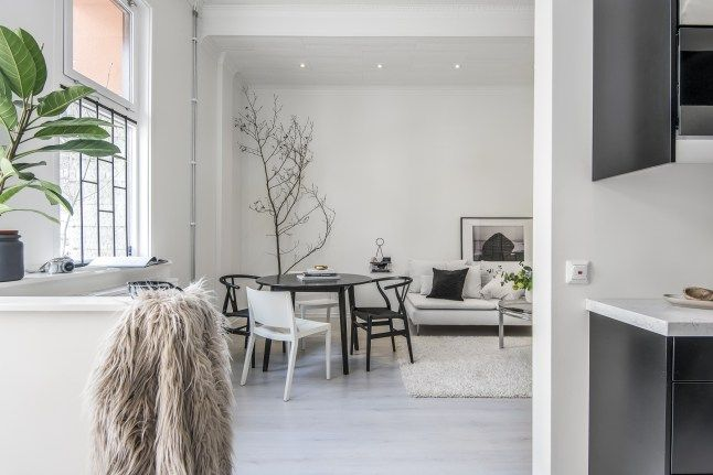 Un appartement à la simplicité sophistiquée planete deco a homes world