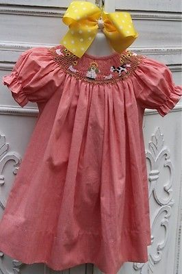 Amanda-Remembered-Smocked-FARM-GIRL-bishop-dress-24-mos