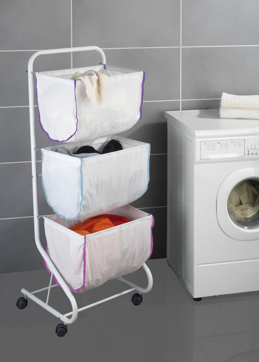 9 Ways To Organize Your Laundry Laundry Bins And Baskets To Use